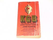 KGB The Secret Work Of Soviet Secret Agents (Barron 1975)